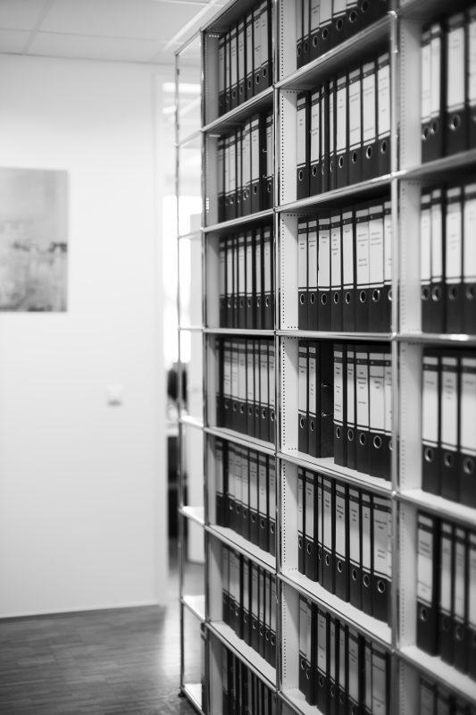Büro Treitlinger & Kollegen, Steuerkanzlei Passau, Aktenordner